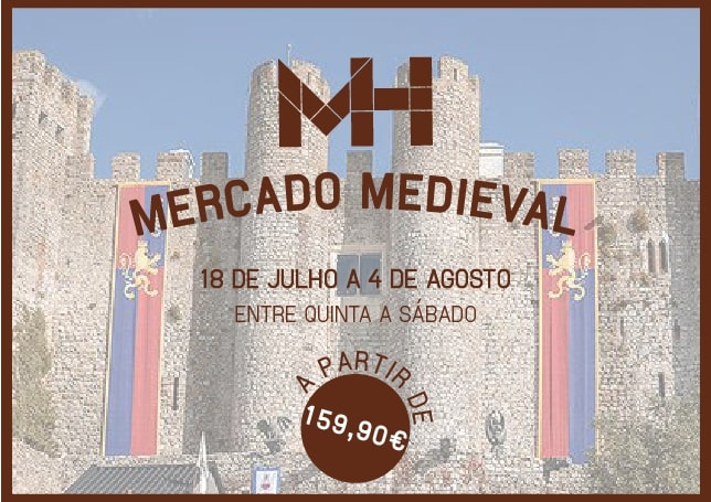 Medieval Market with MH Peniche