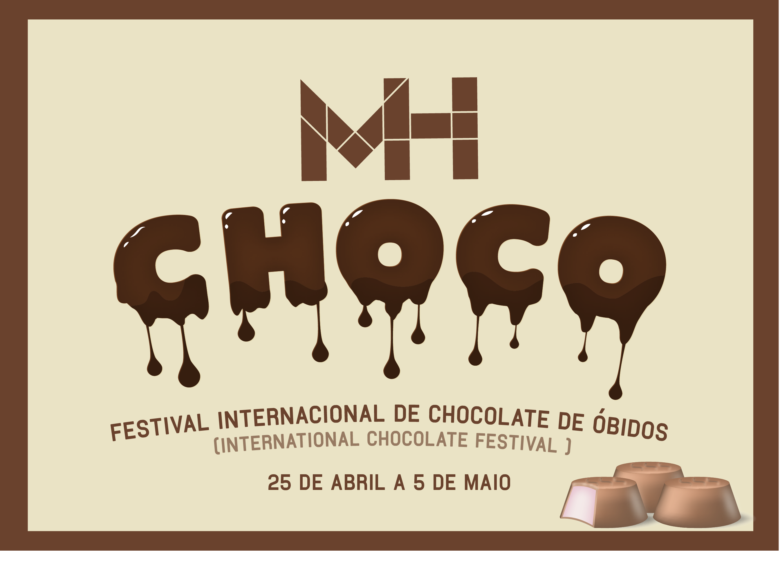 Festival do Chocolate no MH Atlântico