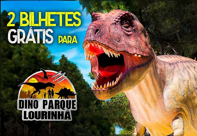 Pack 2 nights + Dino Parque