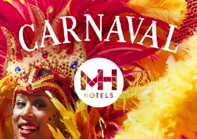 Carnaval | MH Hotels - 2 noites | DUPLICATE